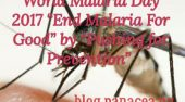 Seven Things You Ought To Know About Malaria